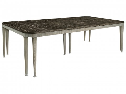 Artisan-Chamfered-Corner-Ash-Dining-Table