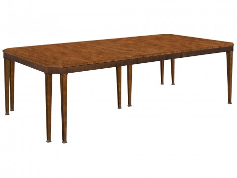 Artisan-Chamfered-Corner-Mahogany-Dining-Table