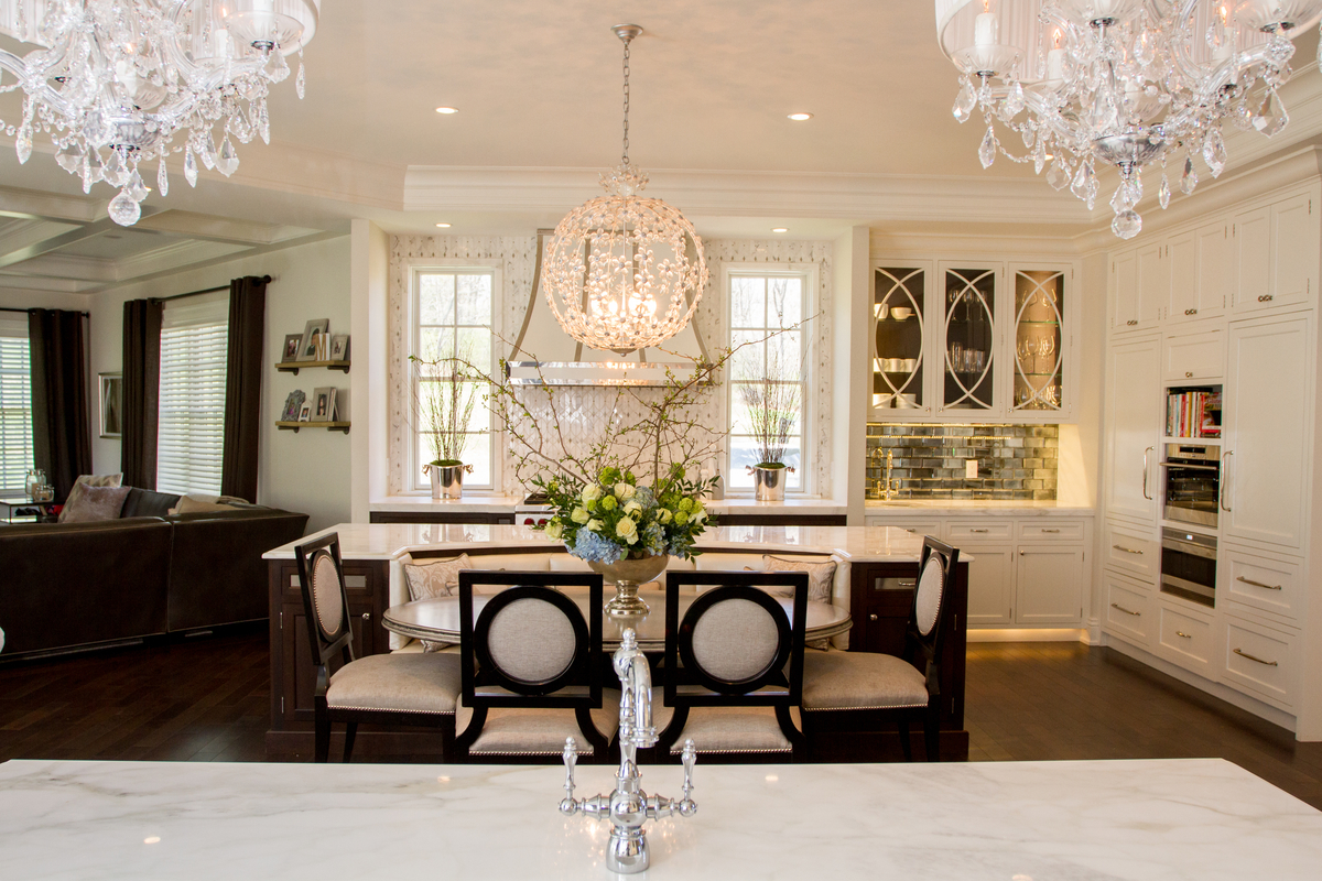 Interior Kitchen Design Bucks County